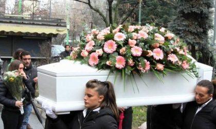 Portantine piemontesi ai funerali di Jessica