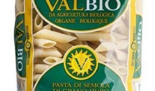 Pasta di semola bio ritirata: possibile presenza di parassiti