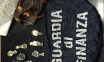 Borse contraffatte sequestri tra i banchi del mercato