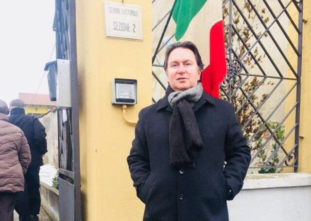 Luca Pedrale Elezioni politiche 2018