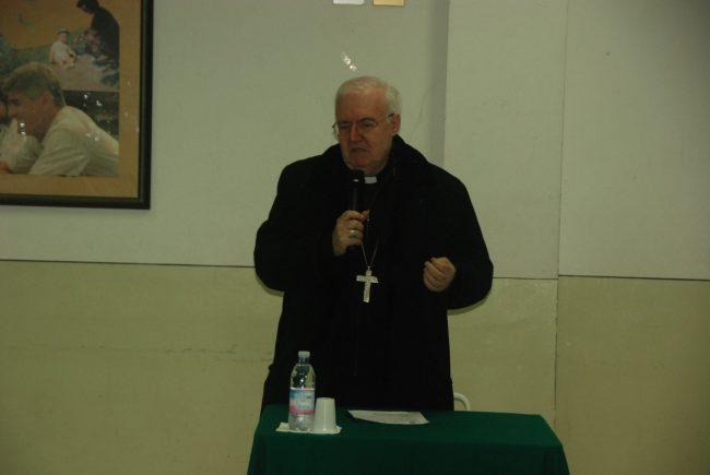 Arcivescovo Nosiglia visita la Collina