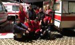 Piemodex 2018 i nostri volontari Croce Rossa all'esercitazione europea