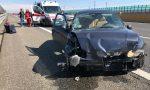 Grave incidente su autostrada Torino – Milano