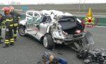 Traffico in tilt sull'autostrada A4 per un incidente mortale