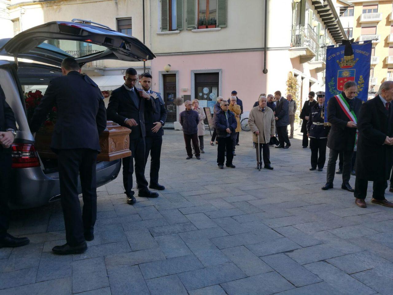 Addio Maestro Soragna