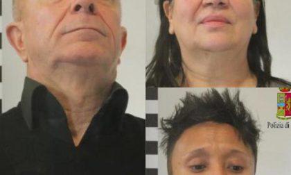 Operazione tacco 12 tre arresti