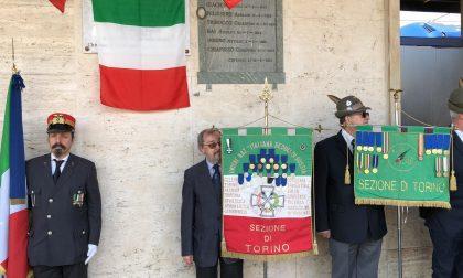 Festa della Liberazione a Chivasso inaugurata la lapide
