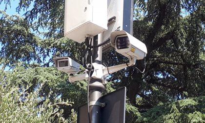 In città alcune telecamere sono fuori uso