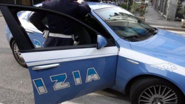 Droga sul taxi, arrestato passeggero