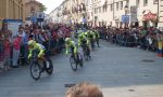 Giro d'Italia VIABILITA' MODIFICATA
