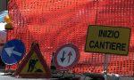 Cantiere Ponte Galli i lavori in ritardo di una settimana