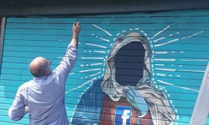 Rinasce Edicolarte gli artisti combattono il vandalismo