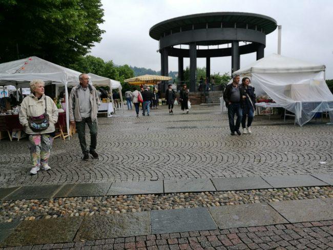 Festa delle Fragole rovinata dalla pioggia