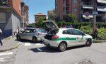 Agente ferito dopo inseguimento con ladri di tombini
