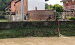 Bomba d'acqua su Lauriano paese invaso da acqua e fango | LE FOTO