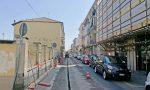 Caos traffico e pullman deviati per cantieri stradali | LE FOTO