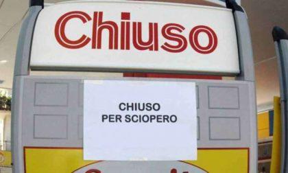 Sciopero dei benzinai da domani sera sino a mercoledì 16