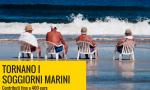 Soggiorni marini per anziani iniziativa del Comune