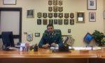 Guardia di Finanza, il saluto al Maggiore Lorenzo Capra