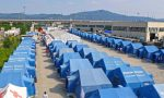 Centro migranti a Settimo, protesta sui 3 milioni di euro