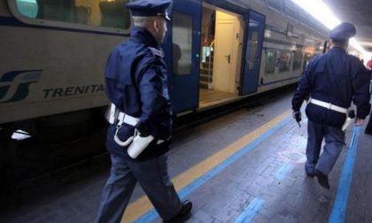 Controlli ad alto impatto della Polizia nelle stazioni ferroviarie