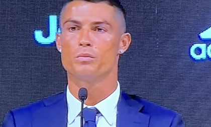 Cr7 Juventus le prime parole d'amore  del campione