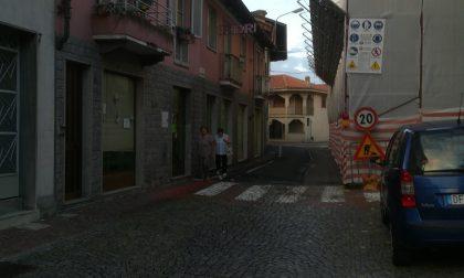 Palazzo Carpeneto, Iaccheo: «Si smonta  il ponteggio»