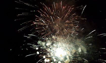 Il Comune cancella i fuochi d'artificio