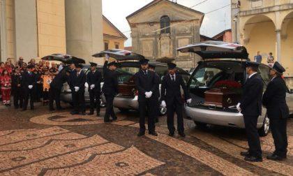 Morti nel crollo di Genova, le esequie della famiglia distrutta