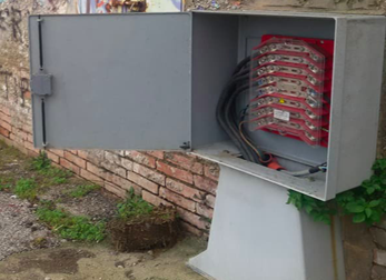 Blackout elettrico oggi a Lauriano