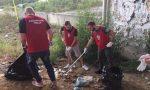 Sacche di sangue tra i rifiuti, le ha trovate CasaPound