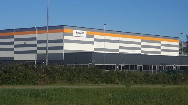 Amazon apre entro la fine del mese
