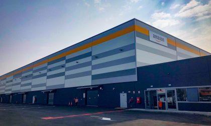 Amazon si espande a Brandizzo: apre il nuovo deposito di smistamento