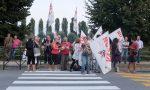 Contestazione No Tav alla festa del Movimento 5 Stelle di Settimo