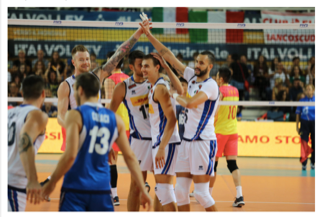 Calendario Volley Maschile.Mondiale Volley Maschile Gironi E Calendario La Nuova