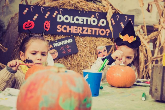 Halloween a Zoom Torino