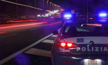 Con la Porsche a 190km/h, patente ritirata e multa da 845 euro