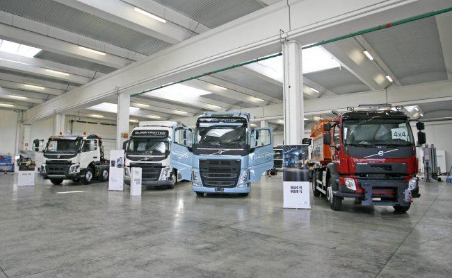 Nuovo Volvo Truck Center