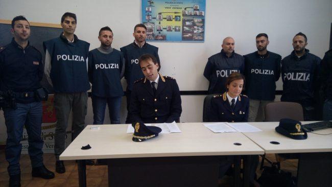 Blitz della polizia, sequestrati 7 chili di cocaina e 11 arresti