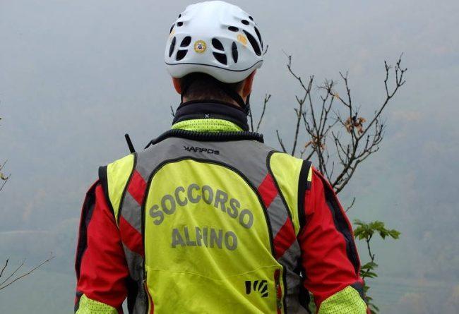 Morto scialpinista recuperato dal Soccorso alpino