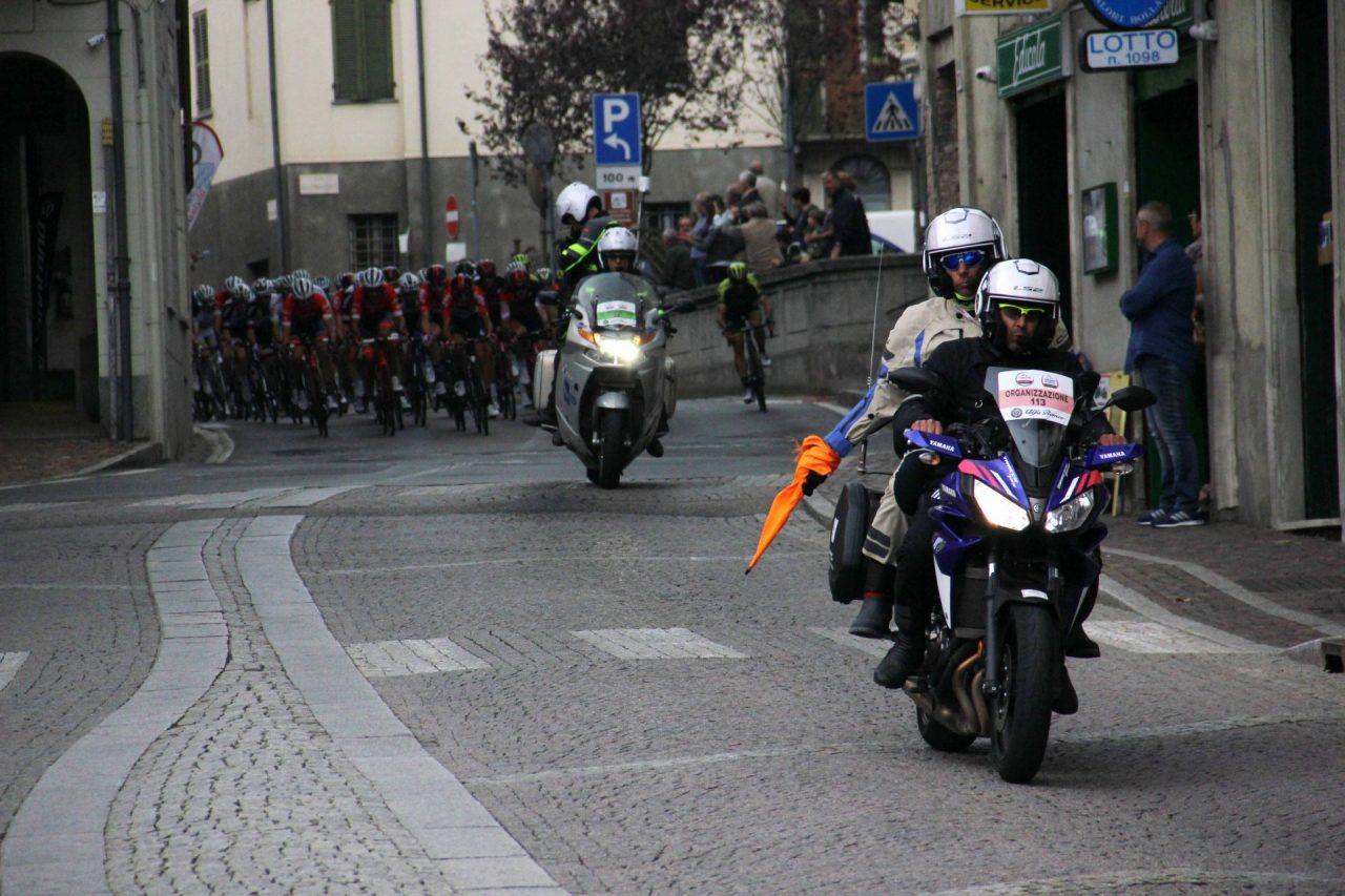 Milano-Torino, passaggio a San Mauro