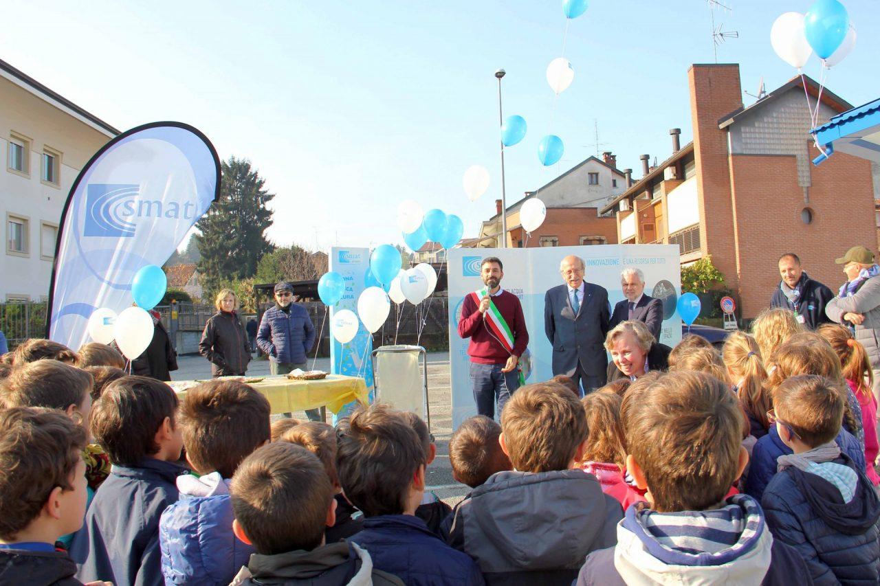 Inaugurazione Punto Smat: i cittadini risparmieranno oltre 700mila euro