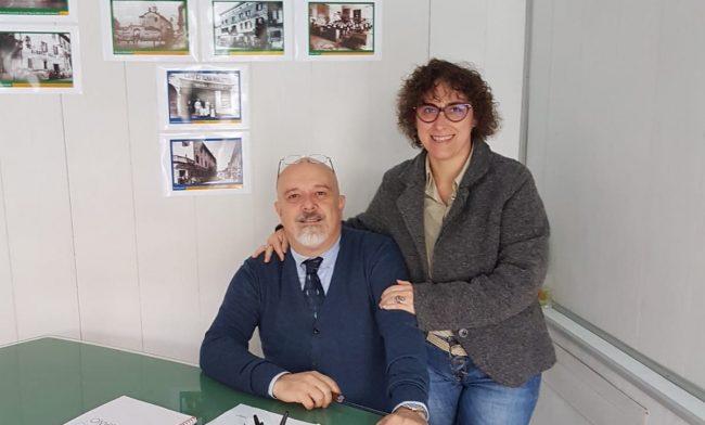 Comitato elettorale appoggia il candidato Marchetti