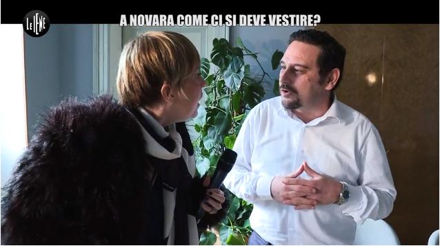 Le Iene a Novara: ecco FOTO