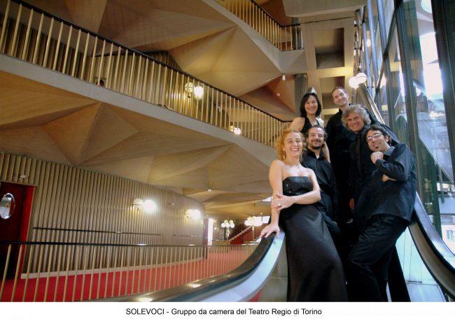 Torino Outlet Village ospita il gruppo vocale SoleVoci del Teatro Regio di Torino