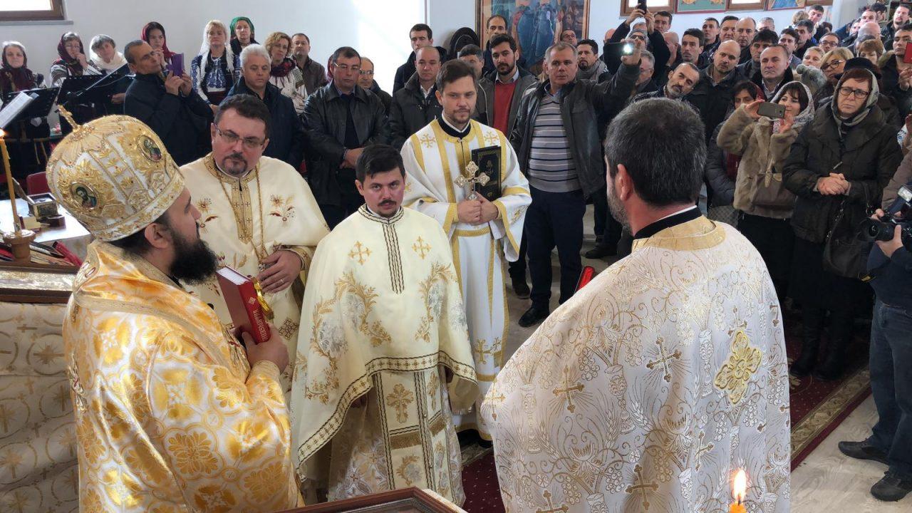 Festa Patronale, il Vescovo ortodosso,Atanasie de Bogdania regala le reliquie di Santa Lucia a Chivasso. La celebrazione oggi, domenica 2 dicembre.