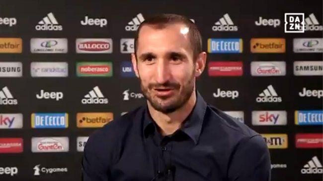 Quanto è importante il derby Torino Juve? Lo spiega Capitan Chiellini VIDEO