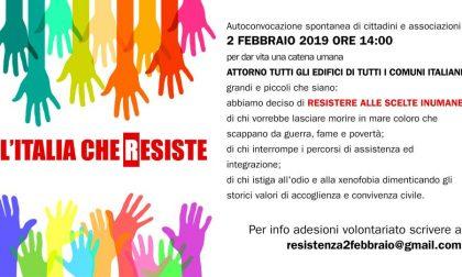L'Italia che resiste: anche la collina aderisce alla manifestazione