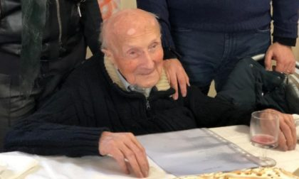 Don Nicola festeggia 102 anni