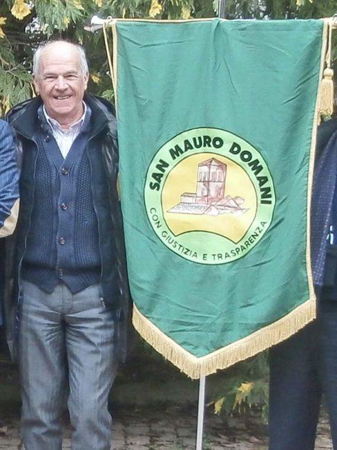 San Mauro in lutto, è morto Gianni Toso